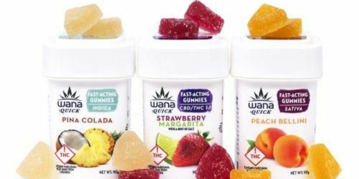 Celebrating 4/20? Put Down That Pre-Roll; Enjoy Some Mellow Gummies Instead. Because They Just May Be The Next Big Thing