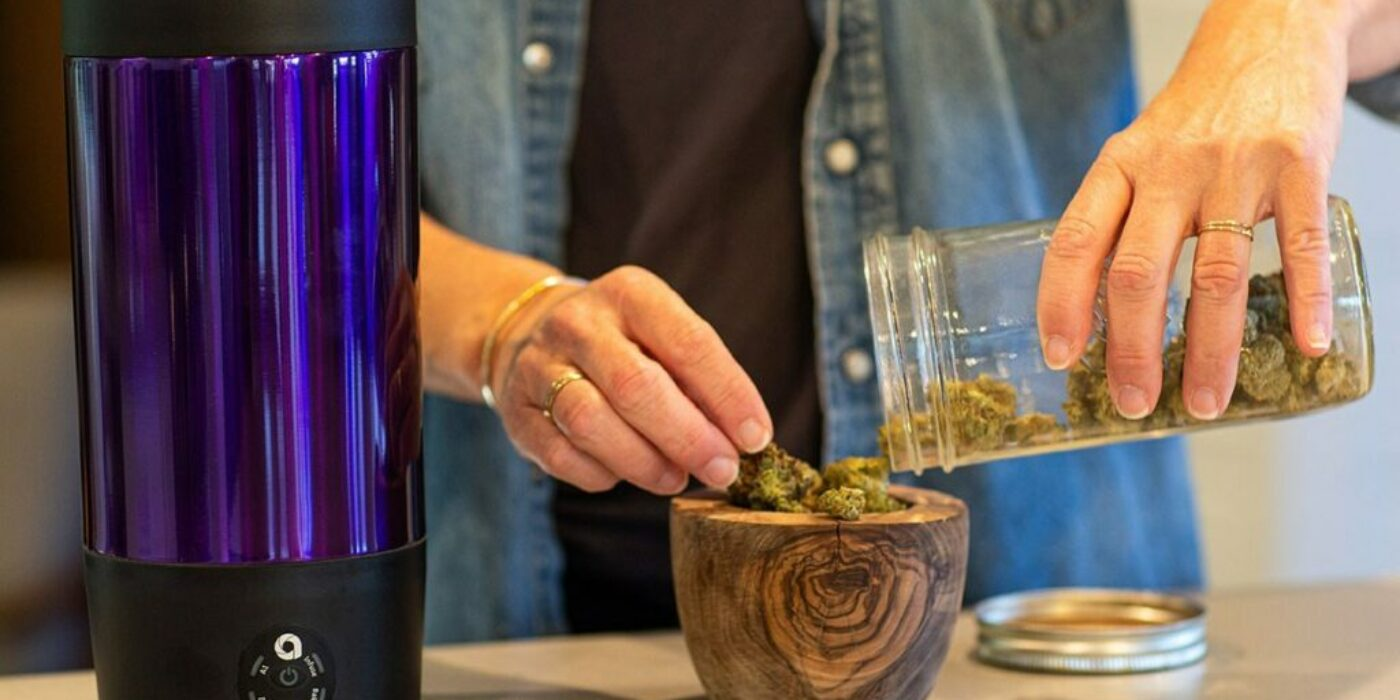The kitchen appliance helps you make high potency edibles right at home