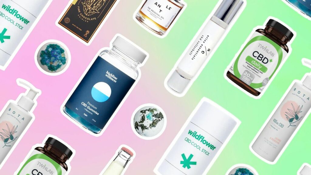 These CBD Products Will Help Soothe Your Mind And Body